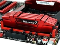 芝奇发布X99平台128G高频DDR4内存