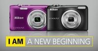尼康发布两款Coolpix卡片新机A10和A100