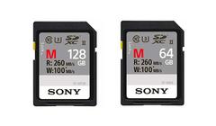 每秒440MB 索尼推出新XQD和SD存储卡
