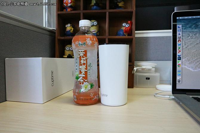 时刻提醒你喝水 智能水杯cuptime2体验