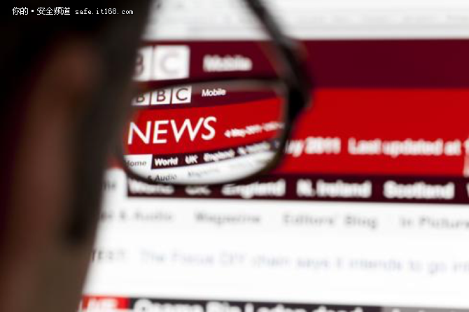 反ISIS黑客组织宣称为BBC攻击活动负责