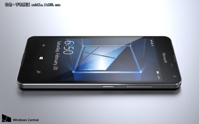 5寸屏+骁龙212 微软Lumia650认证