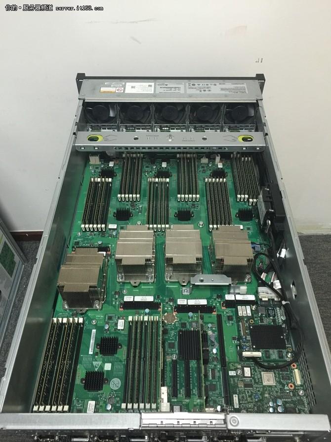 华为RH5885 V3服务器内部介绍