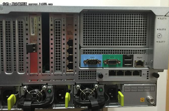 ?华为RH5885 V3服务器外观介绍