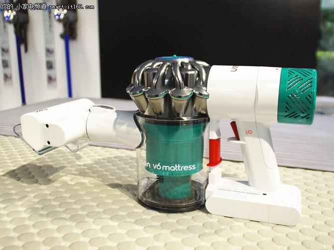 深层清洁床垫 戴森推V6 Mattress吸尘器