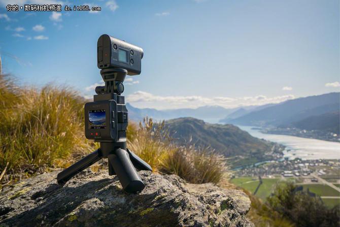 索尼酷拍首款变焦摄像机HDR-AS50发布