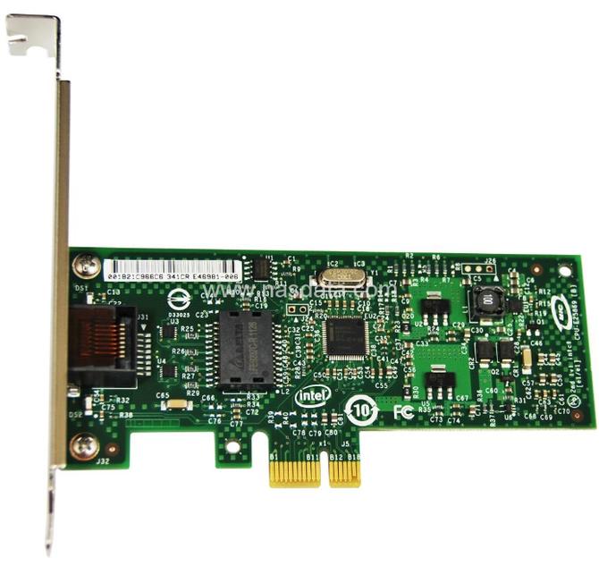 Intel EXPI9301CT主要参数   适用网络类型:千兆以太网   总线类型:PCI-E   网线接口类型:RJ-45   传输速率:1000Mbps   主芯片:Intel 82574GI   远程唤醒功能:不支持   全双工/半双工:半双工   网络标准:IEEE802.3ad,IEEE 8   适用领域:台式机   编辑点评:Intel EXPI9301CT的优是一款原装终生保修的千兆台式机网卡,用料充足,整体走线清晰,质量是绝对有保证的。采用了Intel 82574芯片,提供了PCI