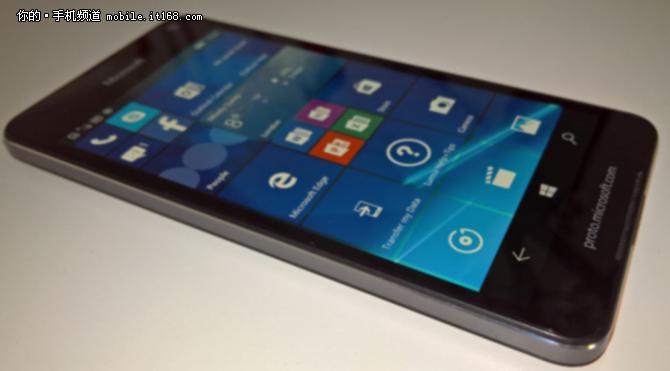 海外售价已曝光 Lumia 650或2月1日发布