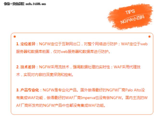 网康:记一场NGFW厂商之间的正面交锋