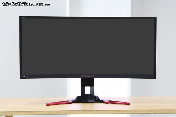 世界最高刷新率 宏碁Z35电竞显示器评测