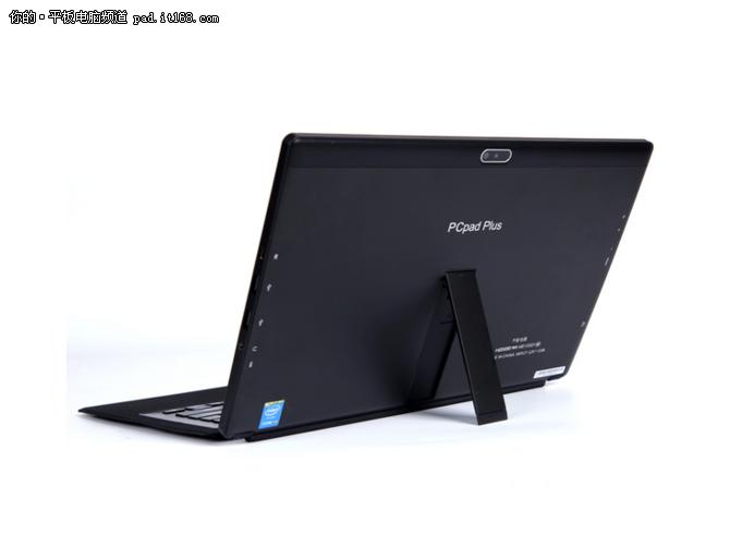 更轻薄的商务本 神舟PCpad Plus平板