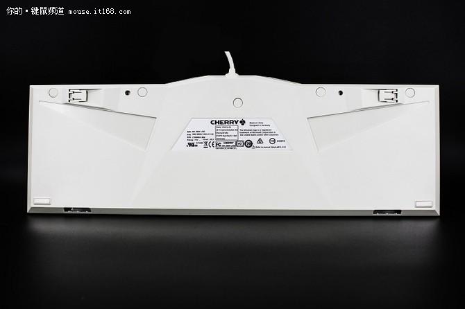 CHERRY MX-BOARD 2.0灰白机械键盘上市
