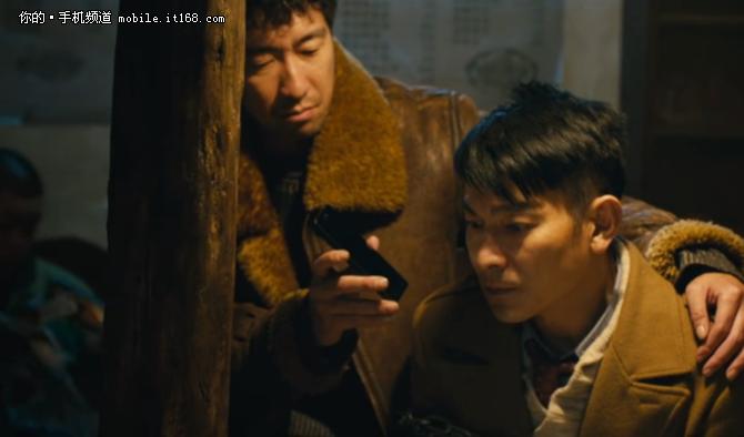 匪徒竟用锤子T1 影视剧中国产手机盘点