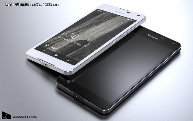 国行3月开卖 Lumia650曝发布时间