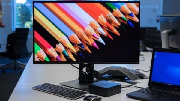 5000美元 戴尔30寸OLED显示器亮相CES