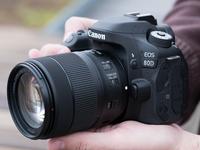 取景器视野率100% 佳能EOS 80D正式发布