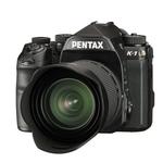 宾得首台35mm全画幅数码单反K-1上市