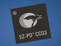 赛普拉斯推出全新EZ-PD CCG3控制器