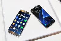 抹平摄像头 三星Galaxy S7系列发布