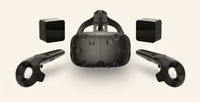 799美元起 HTC VIVE消费者版于MWC发布