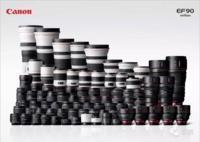 为什么佳能的长焦镜头是白色的?