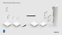 诺基亚准5G产品 AirScale 定义无线接入