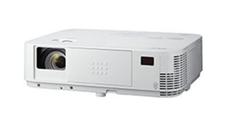 操作方便投影机NEC M403H促销价29800元