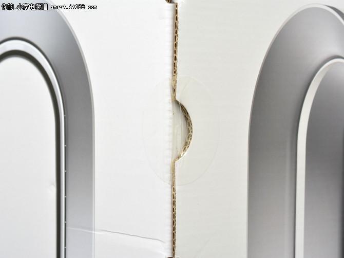 戴森HP01空气净化暖风器评测-包装&机体
