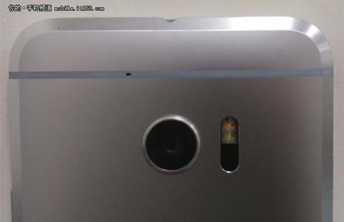 HTC One M10背面谍照曝光 支持激光对焦