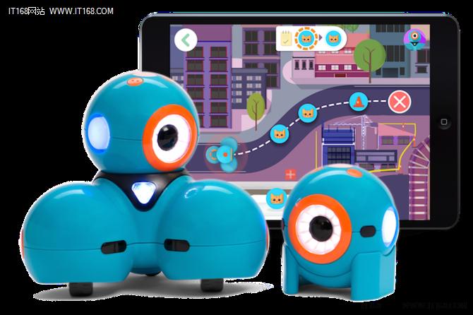 Wonder Workshop凭啥领跑教育机器人?