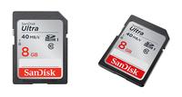 高速传输 闪迪高速8G SD卡仅售19.9元