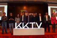 颠覆互联网电视格局 KKTV发布OLED电视