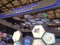 2016上海AWE展会 创维OLED电视霸气亮相