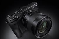 4K功能全画幅 佳能将推三款无反新相机