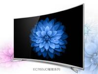 震撼新体验 海信55寸曲面4K电视4999元
