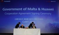 CeBIT:华为成功举办平安城市全球峰会