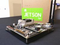 智能革命 NVIDIA Jetson TX1正式发售