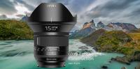 可加滤镜超广角 Irix发布15mm F2.4镜头