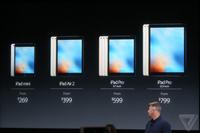 iPad Pro 9.7正式发布 599美元上手玩