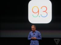 iOS 9.3正式版发布:夜间自动变屏幕色温