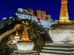 梦幻相机索尼全画幅微单A7RII的西藏行