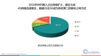 2015中国移动互联网正在发生深刻变化