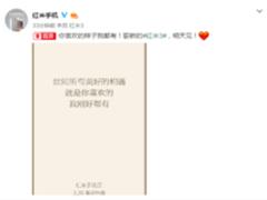 增加指纹识别 红米3增强版今日发布