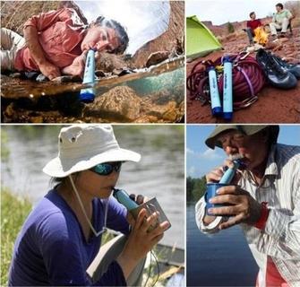 亚马逊中国独家首发Lifestraw生命吸管