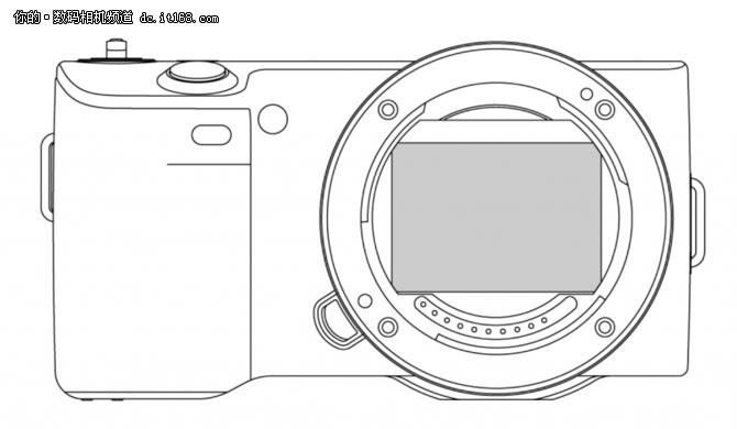 手绘相机简易图
