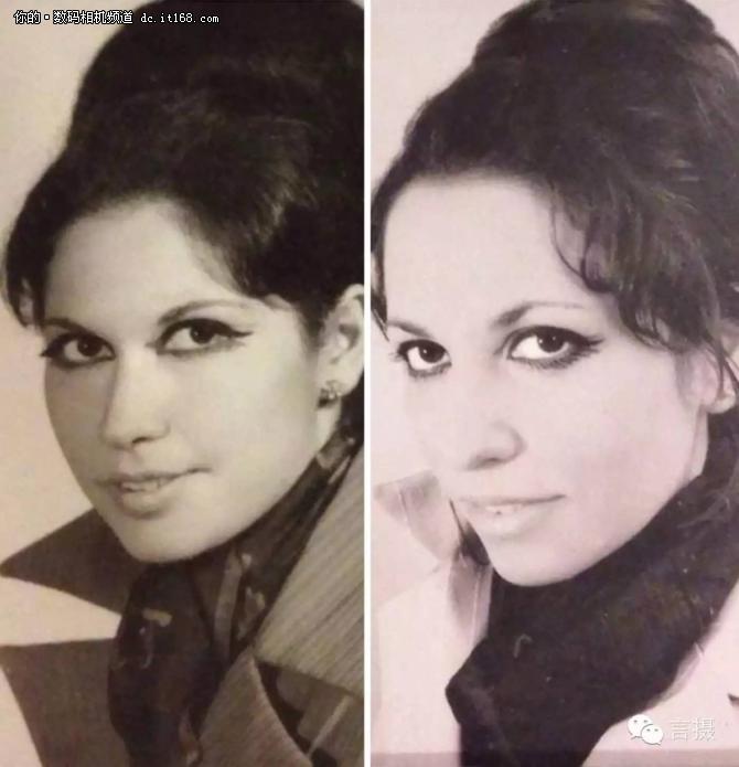 我这么美原来是因为我妈!