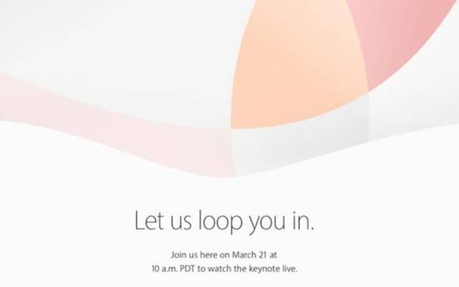 """苹果发布会邀请函曝光""""色""""苹果要来了"""