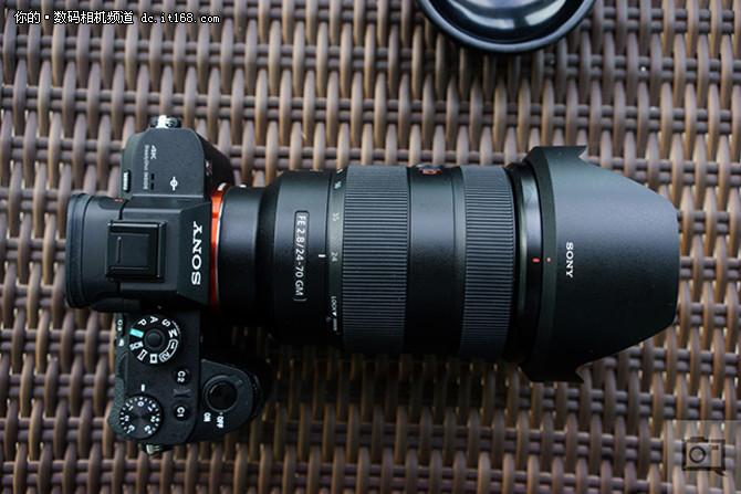 """""""大师""""之选 索尼24-70mm F2.8 GM外观"""