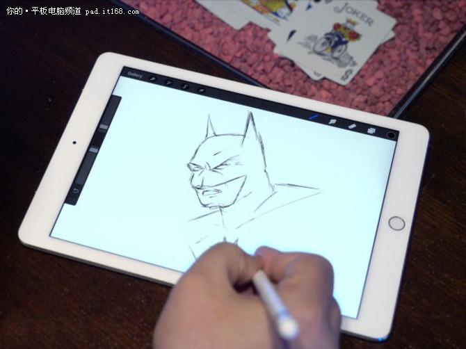 笔记本替代品 9.7寸iPad Pro评测汇总