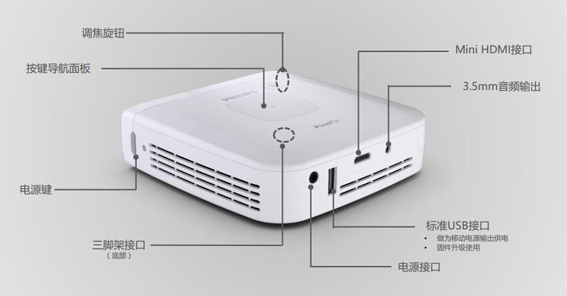 更亮更强 飞利浦ppx4835微投新品上市